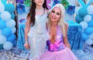 Zi de naștere cu sirene pentru fiica lui Walter si a Ralucai Zenga