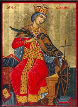25 noiembrie: Sfânta Mare Muceniță Ecaterina