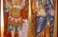 8 noiembrie: Sfinții Arhangheli Mihail și Gavriil