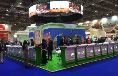 Promovarea României la World Travel Market din Londra