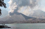 Japonia – Erupții vulcanice în prefectura Kagoshima, vulcanul Shinmoedake