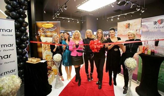 Cine a luat parte la deschiderea magazinelor Flormar din Vâlcea și Galați!