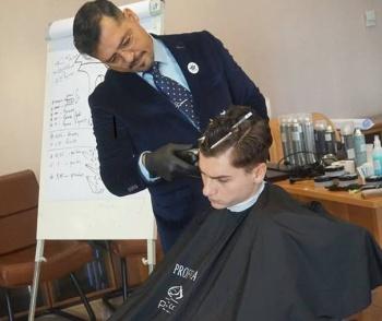 "Workshop ""Arta Fade-ului"" la Loredana Style Hair Studio Mangalia"