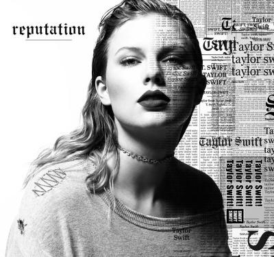 Taylor Swift – singurul artist care a vandut un album in peste 1.000.000 de copii in 2017
