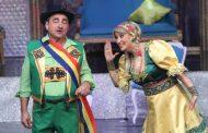 Spectacol de revistă pe scena Teatrului de Stat Constanţa