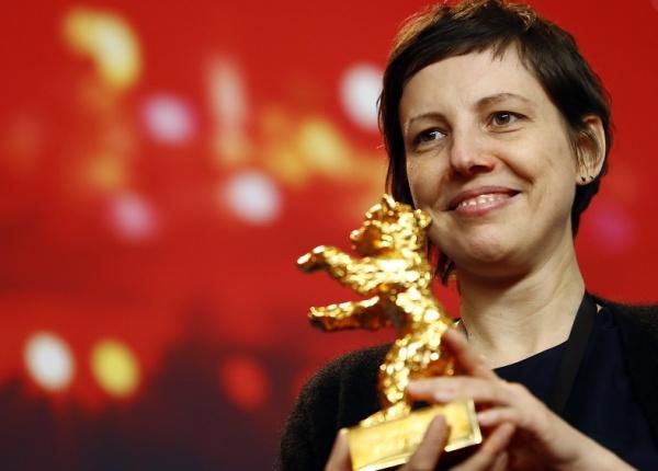 Adina Pintilie a primit Ursul de Aur la Festivalul de Film de la Berlin
