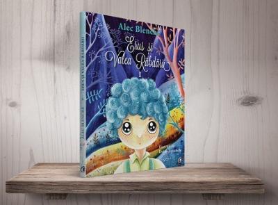"""Constanteanul Alec Blenche lanseaza cartea pentru copii """"Erus si Valea Generozitatii"""""""