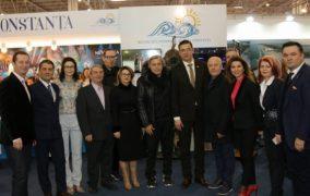 Târgul de Turism al României:  Organizația Patronală Mamaia Constanța promovează turismul pe litoralul românesc