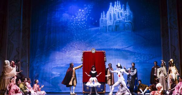 Concert simfonic si balet pe scena TNOB Constanta