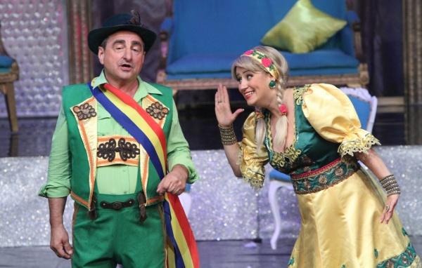 Un musical pe scena Teatrului de Stat Constanța