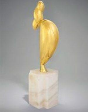 Sculptură de Brâncuși scoasă la licitație pentru suma record de 70 de milioane de dolari