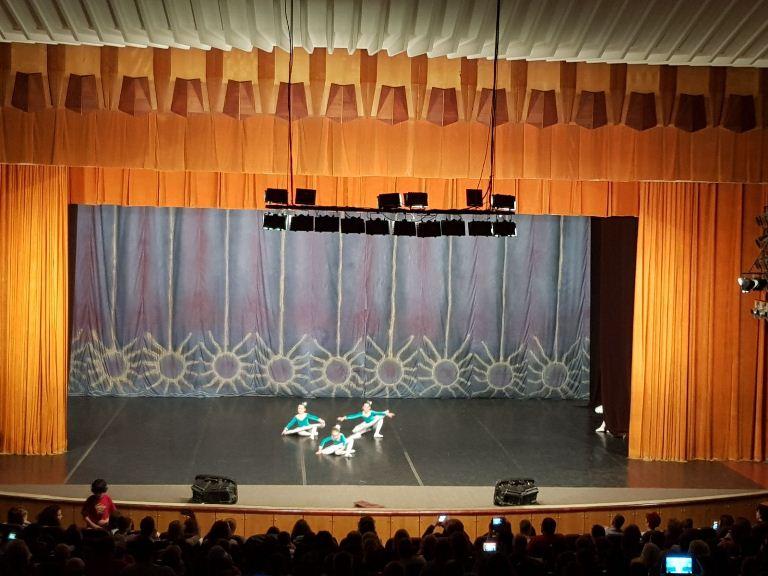 """Scoala de dans """"Joy2Dance"""" la Ziua Internationala a Dansului"""