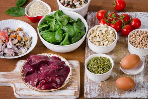 Top alimente bogate în fier care pot tine anemia departe