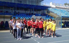 """""""Gimnaziada"""" şi  Olimpiada Națională a Sportului Şcolar în weekend la Constanța"""