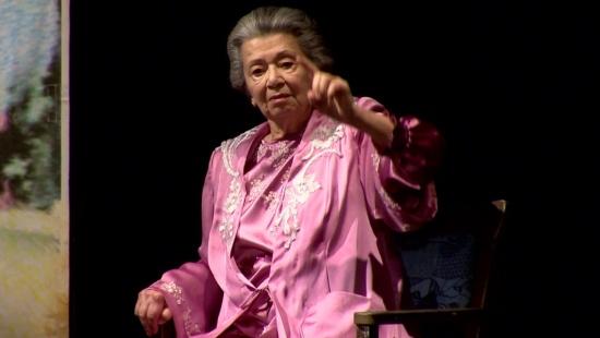 Ileana Ploscaru revine pe scena teatrului constăntean