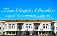 """Ziua Porţilor Deschise la Universitatea """"Ovidius"""" din Constanța"""