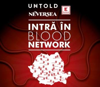 Donează sânge și mergi la cele mai tari festivaluri UNTOLD ȘI NEVERSEA!