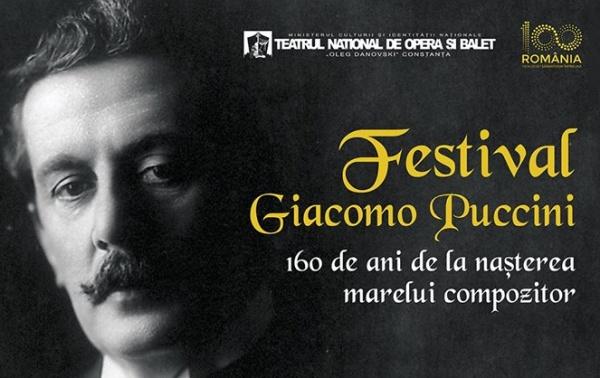 """Festival Giacomo Puccini la TNOB """"Oleg Danovski"""""""