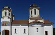 Sfințire mare de biserică cu 3 ierarhi și sărbătoarea Sf. Cuv. Mc. Efrem cel Nou