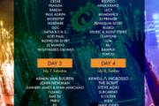 Programul parțial pe zile la Festivalul NEVERSEA