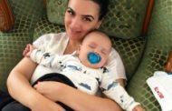 Băiețelul Andreei Dogaru a împlinit 5 luni