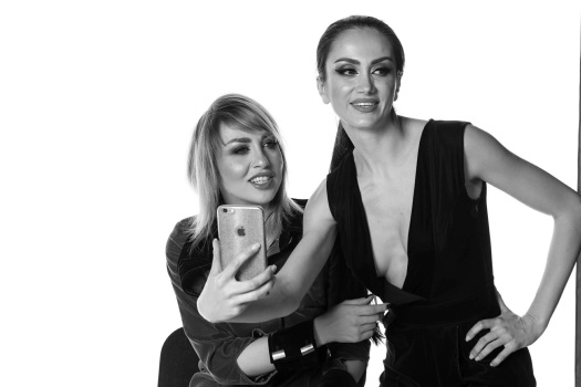 Modelul internațional Anne Marie TOR, muza designerului Mirela Novak!