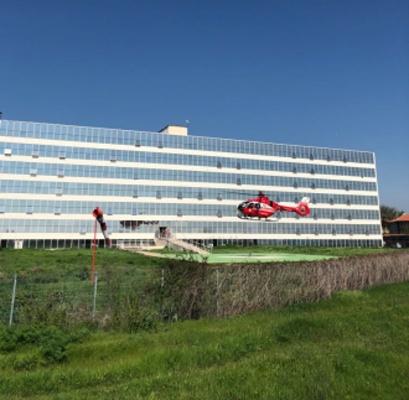 Proiect de extindere a Spitalului Municipal Mangalia