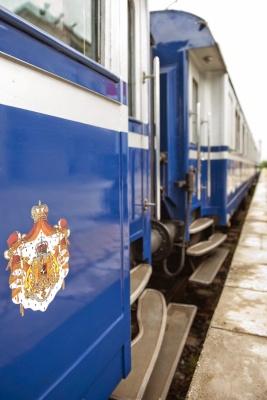 Trenul Regal vine la Constanța