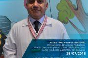 O şansă la viaţă pentru copiii bolnavi de cancer. Consult gratuit, la Constanţa, oferit de un reputat oncolog turc