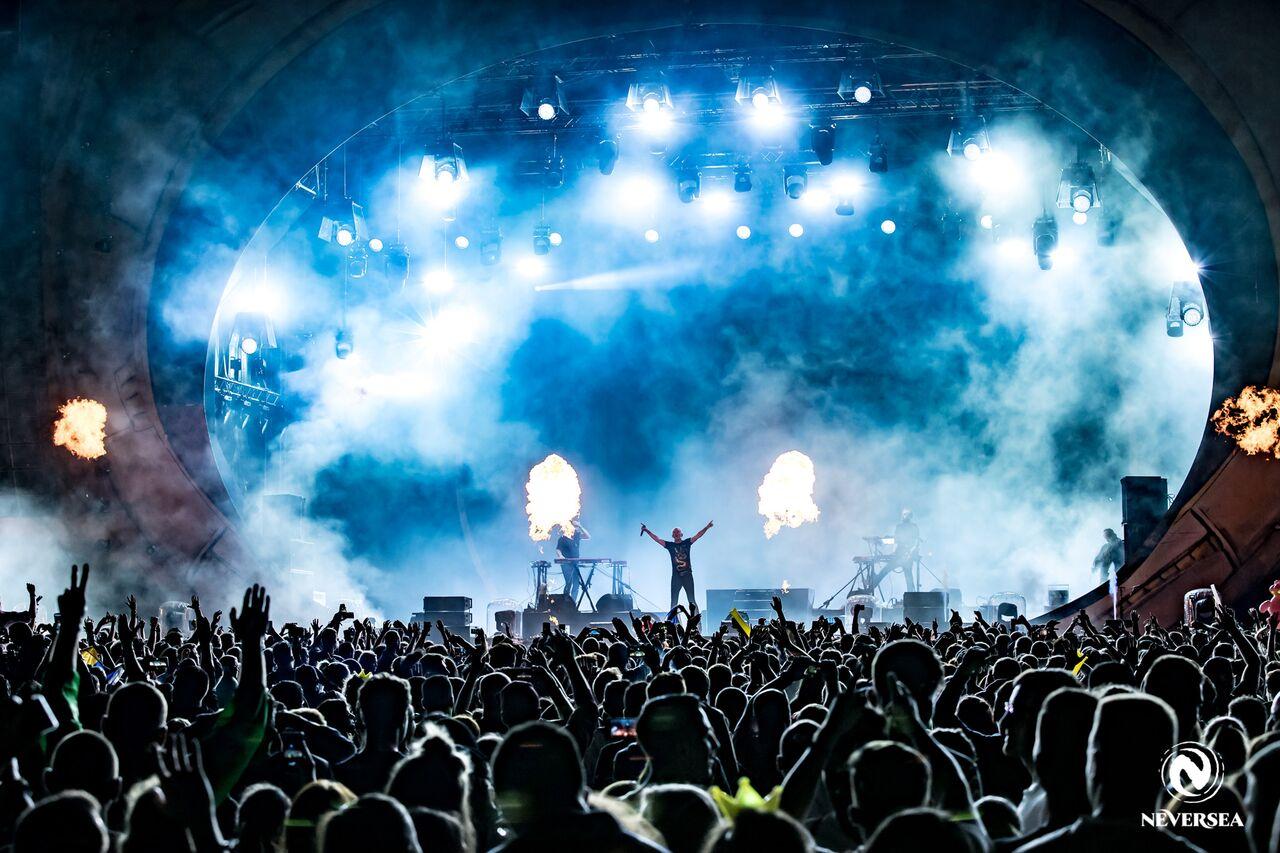 NEVERSEA.Peste 210.000 de participanți în cele 4 zile de festival