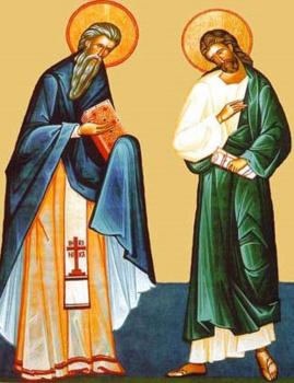 8 iulie: Sărbătoarea Sfinților Mucenici Epictet preotul și Astion monahul