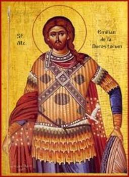 18 iulie: Sfântul Mucenic Emilian de la Durostor