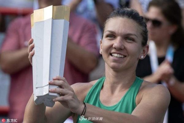 Simona Halep câștigă turneul de la Montreal