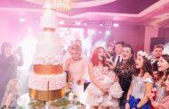 Meniu de 5 stele pentru petrecerea fetitei Elenei Gheorghe!
