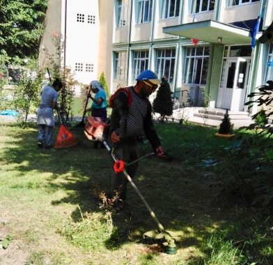 Școlile din Constanţa, în plin proces de igienizare