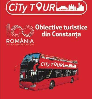 Program autobuze estivale CITY  TOUR