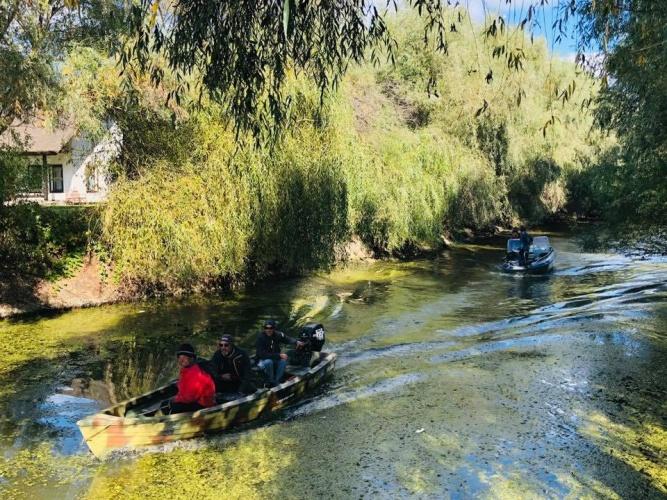 Competiții de pescuit în Delta Dunării