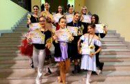 """Medalii pentru elevii Colegiului Național de Arte """"Regina Maria"""", secția coregrafie"""