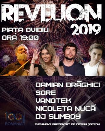Revelion Constanța 2019. Restricții de circulație