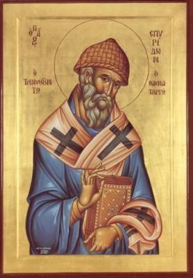 Sărbătoarea Sfântului Spiridon în Arhiepiscopia Tomisului