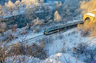 Adaptarea circulației trenurilor și programul agențiilor de voiaj CFR cu prilejul Sărbătorilor de Iarnă