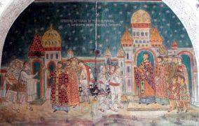 25 ianuarie Sfântul Ierarh Bretanion. Hram la mănăstirea 23 August