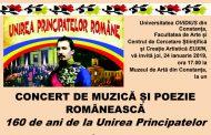 Concert de muzică și poezie românească, la Muzeul de Artă