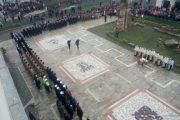 Ziua Principatelor Române sărbătorită în Piața Republicii din Mangalia