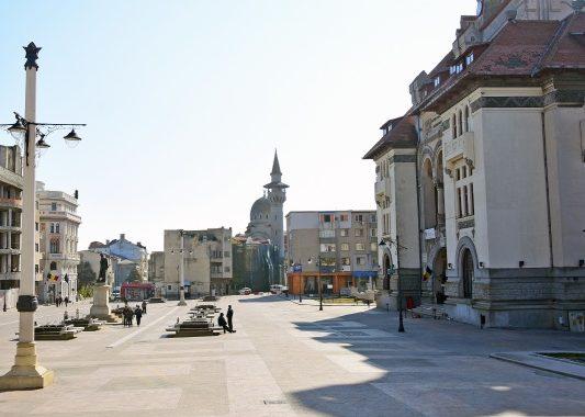 Restricții de circulație la Constanța