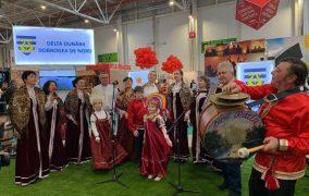 Delta Dunării și Dobrogea de Nord promovate la Târgul de Turism al României