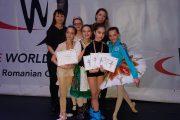 COPIII DE LA ȘCOALA JOYTODANCE S-AU CALIFICAT  LA MAREA FINALA DANCE WORLD CUP PORTUGALIA 2019