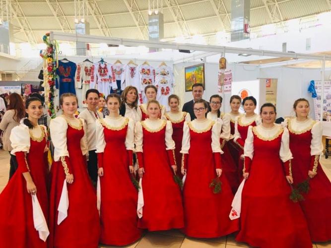 Delta Dunării și Dobrogea de Nord la Târgul de Turism al României