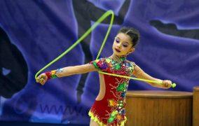 Campionatul Național de Gimnastică Ritmică pentru Copii va avea loc la Cumpăna