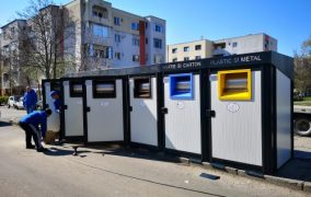 Platforme colectare selectivă deșeuri la Constanța